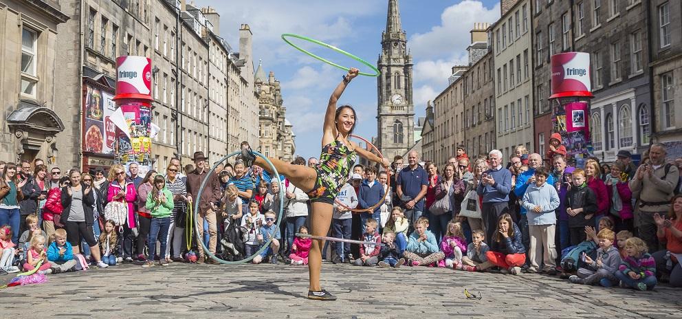 Read more about the article Edinburgh Fringe Festival 2021